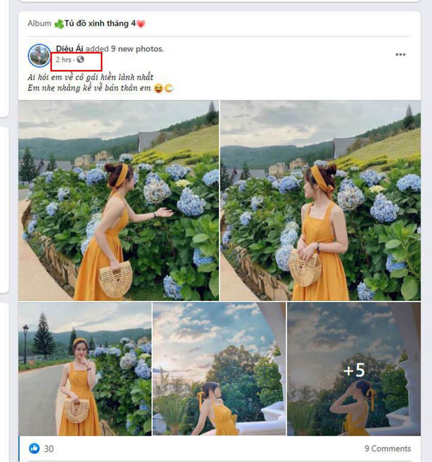 Cách tăng follow Facebook đăng công khai