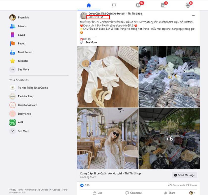 Cách tăng follow Facebook nhanh