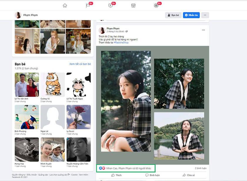 Lợi ích hack follow Facebook
